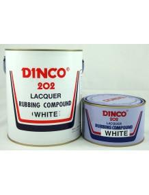 ยาขัดละเอียด ดิงโก้ 202 (สีขาว)