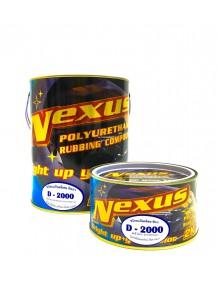 ครีมขัดละเอียดแห้งช้า 2 K เนคซัส D-2000