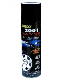 ดิงโก้ 2001 คลีน & ไชน์ ทำความสะอาดยางล้อรถยนต์